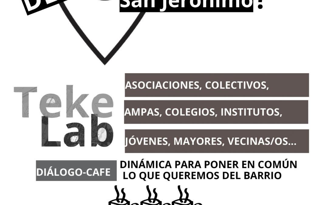 Mapeo colectivo en San Jerónimo