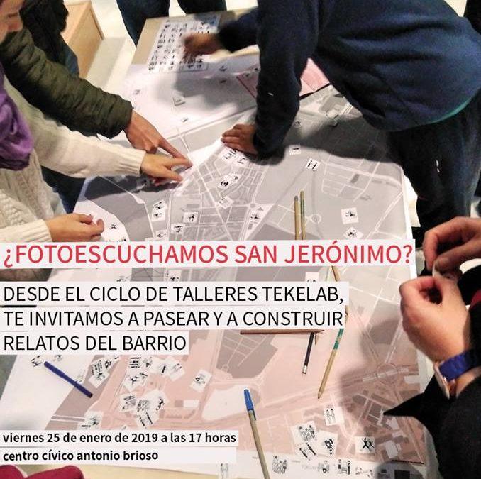 ¿Fotoescuchamos San Jerónimo?